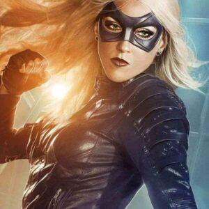 Dinah Laurel Lance Arrow Black Canary Jacket