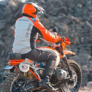BMW Motorcycle Jacket Venture Neon