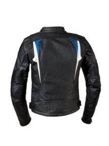 BMW black Racing Motorbike Leather Jacket
