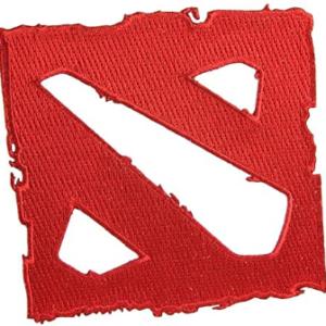 DOTA 2 Emblem Patch