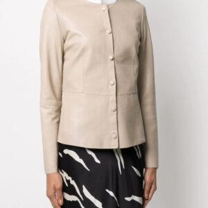 beige-lambskin-leather-short-jacket