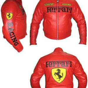 red-color-ferrari-motorcycle-jacket