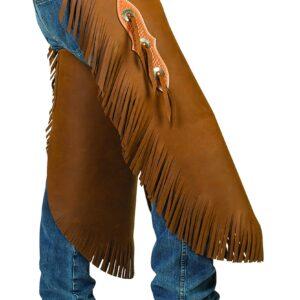 leather-chinks-with-basket-weave-yoke-set