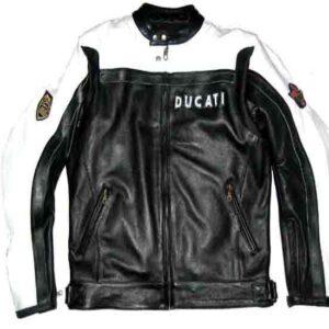 ducati-black-white-meccanica-leather-motorcycle-jacket