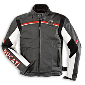 ducati-red-black-and-white-leather-motorcycle-jacket