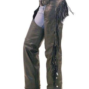 fringe-leather-chaps-in-black