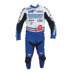 honda-motorcycle-blue-and-white-racing-leather-suit