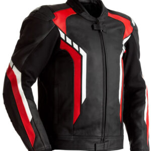 motorcycle-black-and-red-leather-jacket
