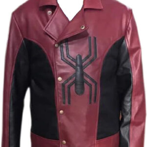 spider-man-real-leather-jacket-in-burgundy