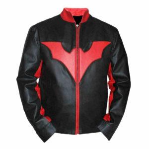vintage-batman-movie-cast-crew-biker-leather-jacket