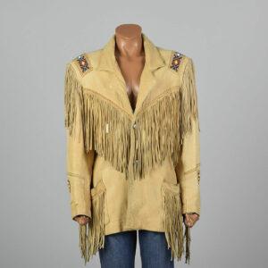 western-suede-leather-fringe-native-american-beaded-coat