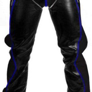 blue-strip-cow-leather-heavy-duty-bondage-pant