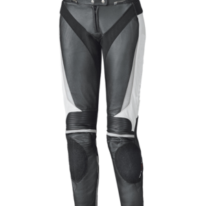 Custom Motorcycle Black And White Safety Pants