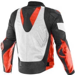 custom-whiteblack-and-orange-motorcycle-leather-jacket