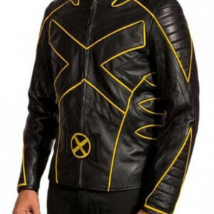 X Men The Last Stand Leather Jacket