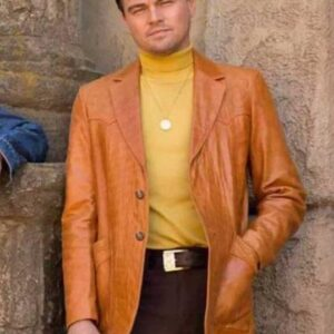 Once Upon a Time in Hollywood Rick Dalton Jacket