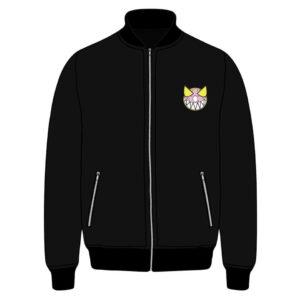 Custom Bomber Leather Jacket
