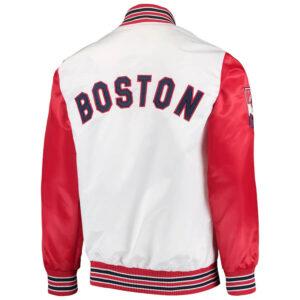 Boston Red Sox The Legend Satin Jacket