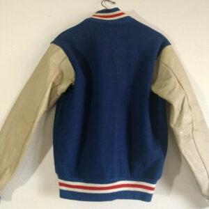 Michael Jackson Warner Bros Wool Varsity Jacket