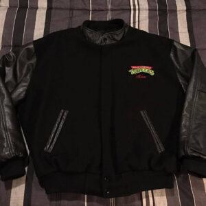 Teenage Mutant Ninja Turtles Varsity Jacket