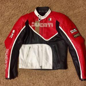 Ducati IOM 78 Mike Hailwood Jacket