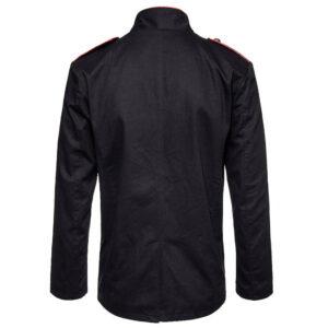Black Drummer Boy Military Jacket