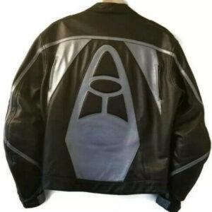 Suzuki GSXR Black Elite Motorcycle Racing Jacket