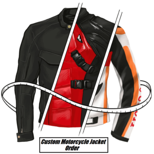 Customize Motorcycle Jacket Order