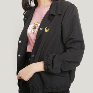 Black Pretty Guardian Sailor Moon Jacket