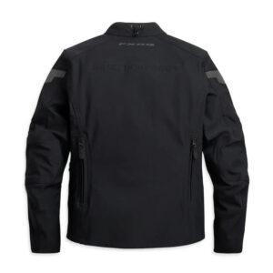 Harley Davidson Motorcycle Black FXRG Riding Jacket