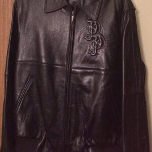 Brown Pelle Pelle Vintage Leather Jacket