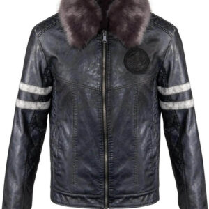 Game Of Thrones Black Leather Jacket