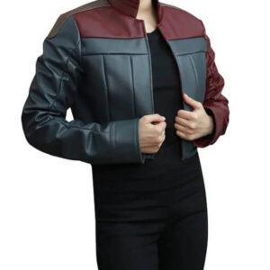 Harley Quinn Injustice 2 Leather Jacket