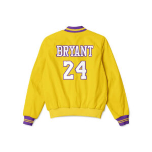 Los Angeles Lakers Bomber Kobe Bryant Jacket