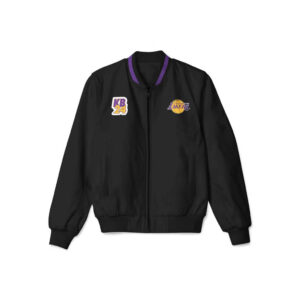 Los Angeles Lakers Kobe Bryant Bomber Jacket