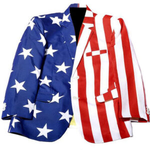 The Blazer Bros American Flag Blazer