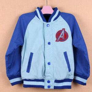 Avengers Endgame Wool Leather Jacket