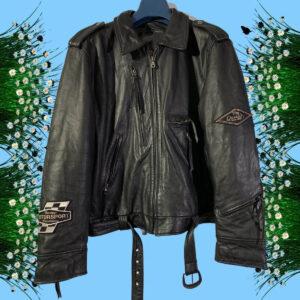Harley Davidson Motorcycle Vintage Leather Jacket