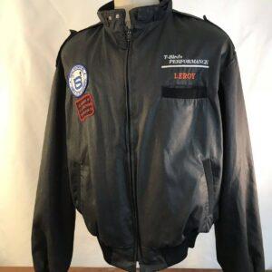 Harley Davidson Motorcycles Drag Racing Team Jacket