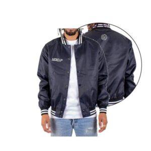 MACH9 Custom Varsity Jacket