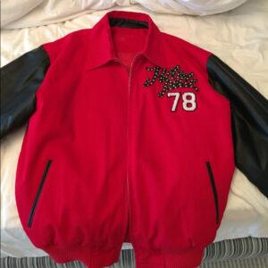 Pelle Pelle Indian Legendary Varsity Jacket