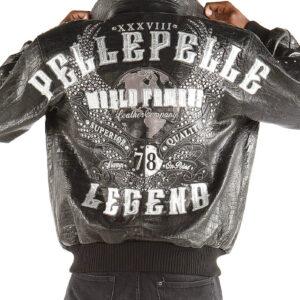 Pelle Pelle World Famous Legend Leather Jacket