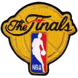2010 NBA The Finals Championship Patch