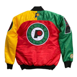 Black History Month Indiana Pacers Limited Edition Jacket