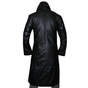 Enigma Kingdom Of Hearts Organization XIII Leather Coat