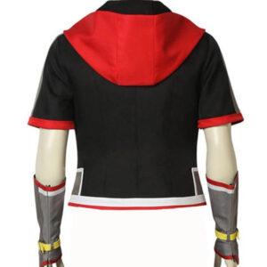 Kingdom Hearts III Kai Sora Leather Jacket