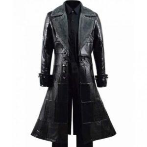 Kingdom Hearts III Sora Leather Coat