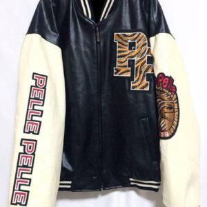 Pelle Pelle Stadium Jumper Award Leather Jacket