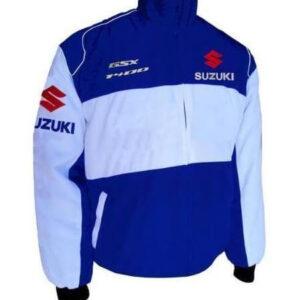Suzuki GSX 1400 Motorcycle Racing Textile Jacket