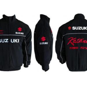 Suzuki Katana 1100 GSXR Motorcycle Racing Textile Jacket